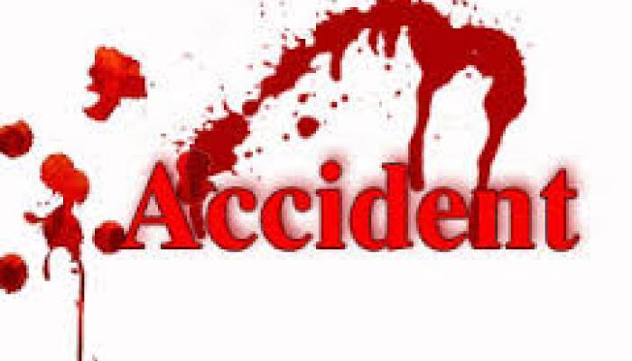 तेज रफ्तार ट्रक की चपेट में आए बीजेपी नेता और पत्नी की मौत