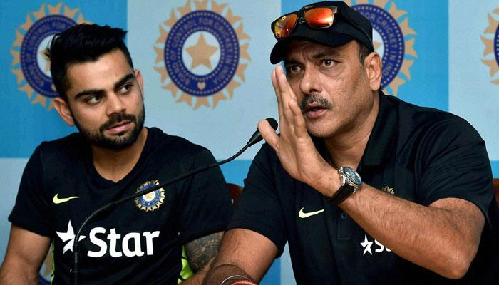 T20 विश्व कप 2016 तक टीम डायरेक्टर बने रहेंगे शास्त्री