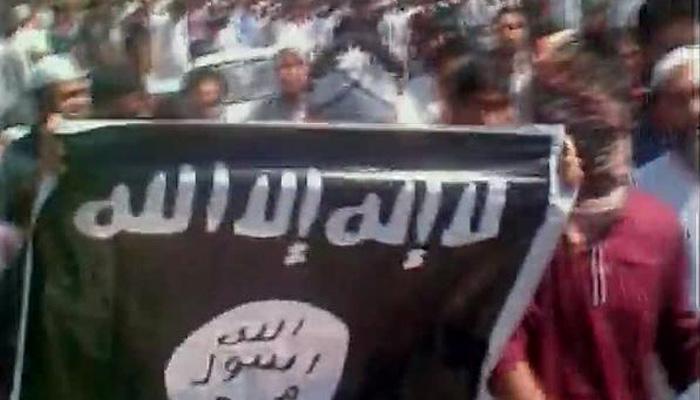 आतंकी संगठन आईएस से संबंध के संदेह में चार युवक हिरासत में