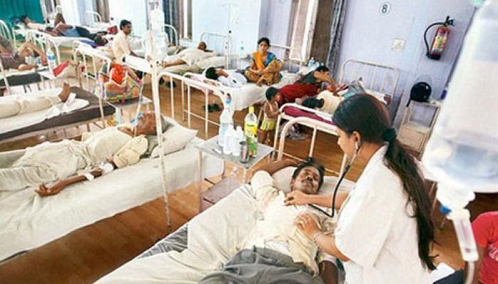 डेंगू का कहर : अब तक 16 लोगों की मौत, 600 नए बेड लगाने के आदेश