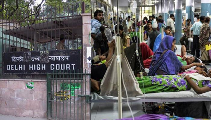 डेंगू से मौतों को लेकर दिल्ली हाईकोर्ट ने केंद्र और दिल्ली सरकार से मांगा जवाब