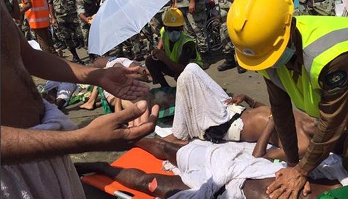 मक्का में हज के दौरान भगदड़, 717 लोगों की मौत, 800 से ज्यादा घायल
