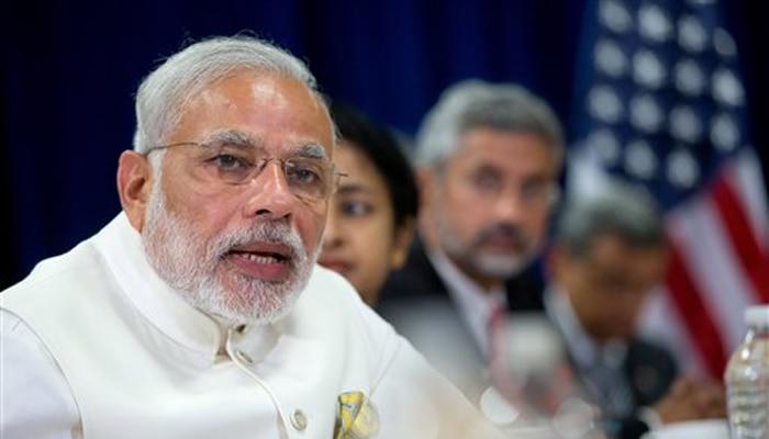 अंतरराष्ट्रीय समुदाय के आतंकवाद के खिलाफ एकजुट होने का वक्त आ गया है : प्रधानमंत्री मोदी