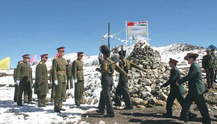 टकराव के बाद अरुणाचल सीमा पर भारतीय और चीनी सेना के बीच हुई बैठक