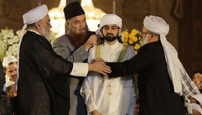 शाही इमाम बुखारी के बेटे से शादी के लिए हिंदू लड़की ने कबूला इस्लाम?