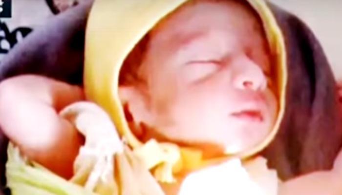 मुस्लिम महिला ने मंदिर में दिया 'गणेश' को जन्म