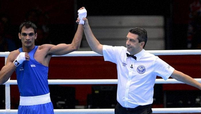 अर्जुन पुरस्कार विजेता अंतरराष्ट्रीय मुक्केबाज जय भगवान रिश्वत लेने के कारण निलंबित