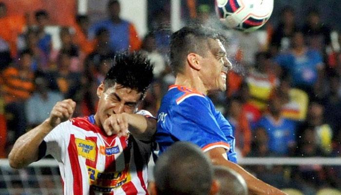 ISL फुटबॉल टूर्नामेंट: कोलकाता ने गोवा से 1-1 से ड्रॉ खेला