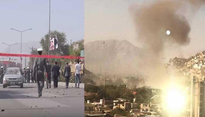 काबुल: विदेशी बलों के काफिले पर आत्मघाती हमला