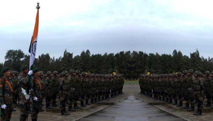 भारतीय-चीनी सेनाओं का आतंकवाद निरोधक अभ्यास शुरू
