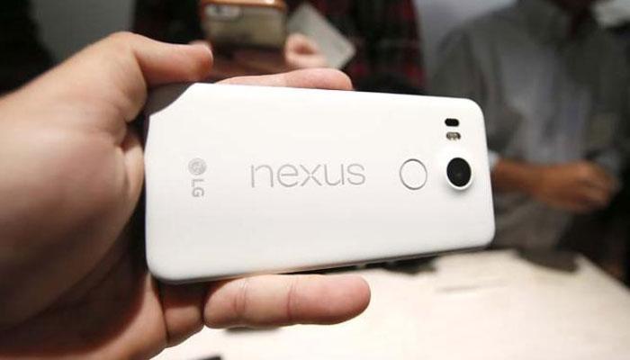 गूगल ने लॉन्च किया स्मार्टफोन नेक्सस 5एक्स