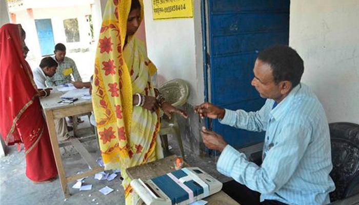 बिहार विधानसभा चुनाव का दूसरा चरण शांतिपूर्ण तरीके से संपन्न, 55 प्रतिशत मतदान