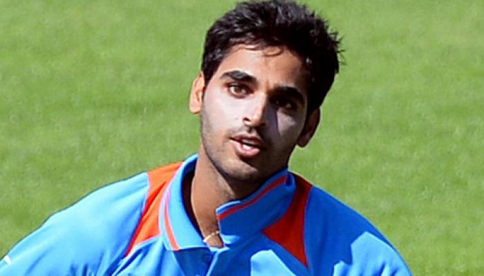 आईपीएल से मेरी डेथ ओवर्स की गेंदबाजी में काफी सुधार आयाः भुवनेश्वर कुमार