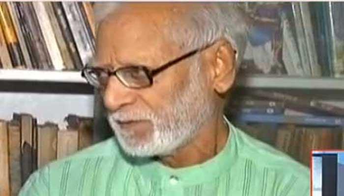 दादरी-कालबुर्गी कांड के विरोध में काशीनाथ सिंह भी लौटाएंगे 'साहित्य अकादमी सम्मान'