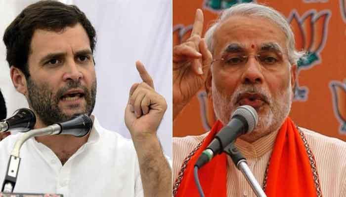 राहुल ने मोदी पर फिर साधा निशाना, बोले-'कुछ लोग कम हासिल करते हैं और दंभी हो जाते हैं'