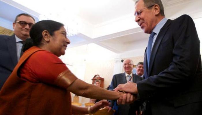 रूस भारत का जांचा और परखा असली दोस्त : सुषमा