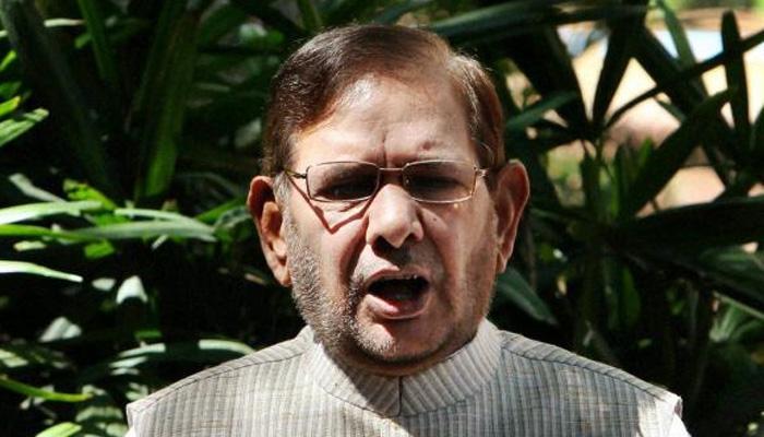 बिहार का चुनावी नतीजा आरक्षण के मुद्दे का फैसला कर देगा : शरद यादव