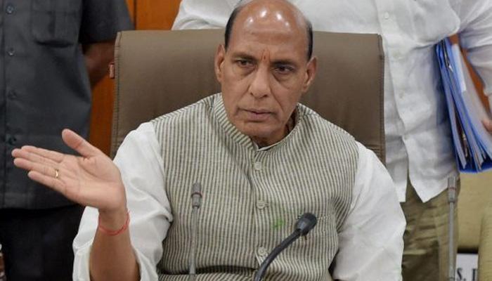 VK सिंह मामला: नेताओं की बदजुबानी पर राजनाथ सख्त, मंत्रियों को दी हिदायत