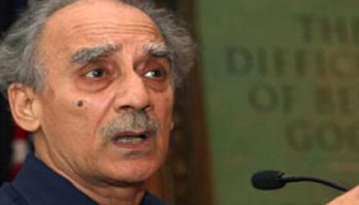 मोदी सरकार पर बरसे अरुण शौरी, आर्थिक मोर्चे पर सरकार को घेरा