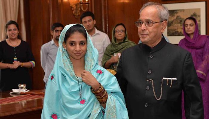 भारत-पाकिस्तान की एकता की प्रतीक है गीता: राष्ट्रपति