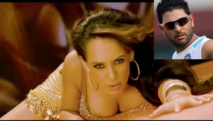 देखें, क्रिकेटर युवराज सिंह की होने वाली 'पत्नी' का हॉट वीडियो, सोशल मीडिया पर वाइरल!