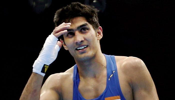 ब्रिटिश मुक्केबाज आमिर से मिली तारीफ से अभिभूत हुए विजेंदर