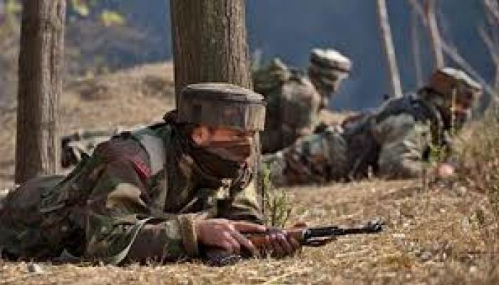 कश्मीर में अलग-अलग मुठभेड़ों में मारे गये 4 आतंकी