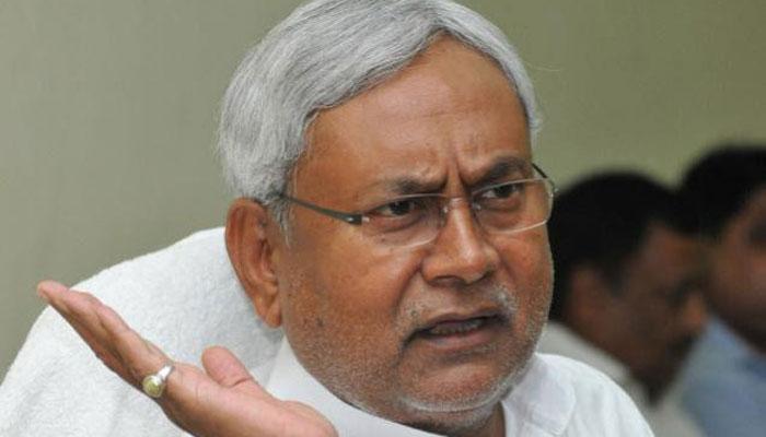 बिहार के CM नीतीश कुमार को जाने से मारने की धमकी, मामला दर्ज