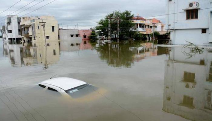 चेन्नई में भारी बारिश ग्लोबल वार्मिंग का नतीजा: भारतीय विशेषज्ञ