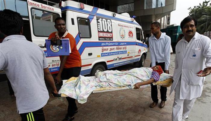 चेन्नई के निजी अस्पताल में 18 मरीजों की मौत, जांच करेगी तमिलनाडु सरकार