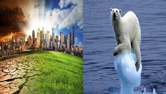 जलवायु परिवर्तन: वैश्विक भागीदारी और जिम्मेदारी