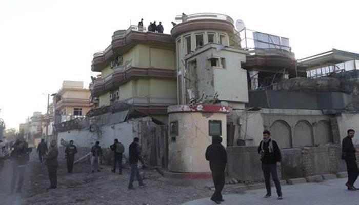 काबुल में राजनयिक क्वार्टर पर हमले में स्पेनी नागरिक सहित 5 की मौत