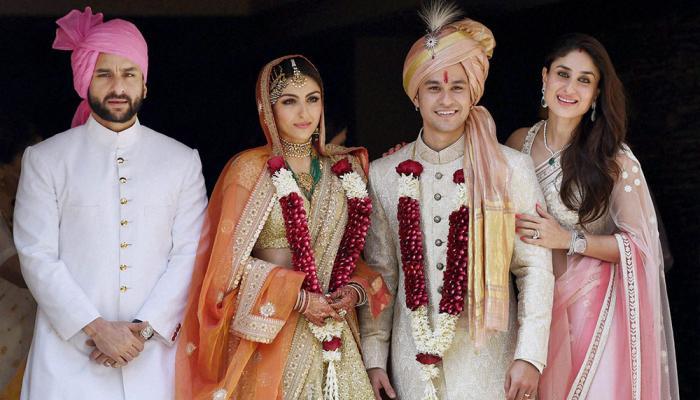 2015 की टॉप बॉलीवुड शादियां