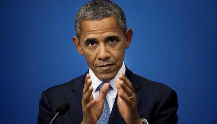 कैलिफोर्निया गोलीबारी: ओबामा ने देशवासियों को आतंकी हमले से सचेत रहने को कहा