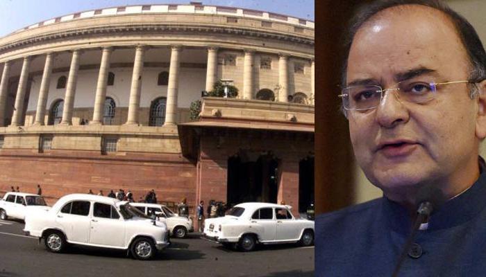 डीडीसीए मुद्दे पर संसद में हंगामा, सरकार ने जेटली के इस्तीफे से किया इनकार