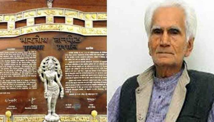 गुजराती लेखक रघुवीर चौधरी को मिलेगा 2015 का ज्ञानपीठ पुरस्कार