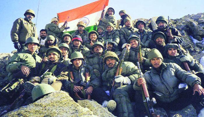 भारत-पाक करगिल युद्ध पर नई किताब