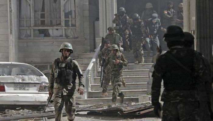 अफगानिस्तान में भारतीय कॉन्सुलेट पर आतंकवादी हमला, 2 आतंकी मारे गए