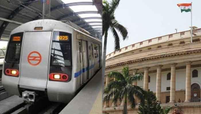 ISI जासूस का खुलासा- संसद भवन और दिल्ली मेट्रो पर हो सकता है हमला