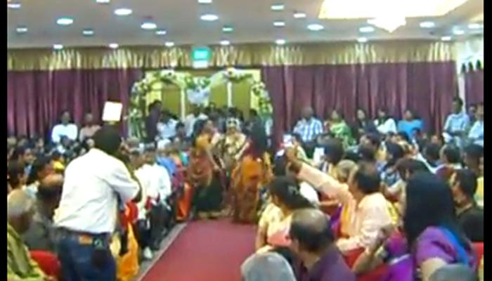 शादी से पहले दुल्हन की धमाकेदार एंट्री, देखिए जमकर नाचने और थिरकने का VIDEO