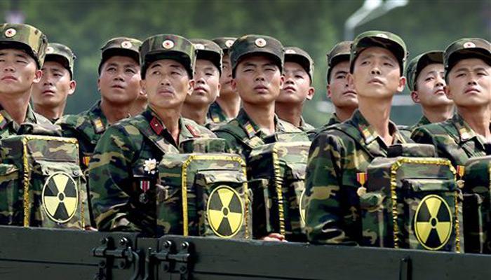 अमेरिका में उत्तर कोरिया के खिलाफ पाबंदी लगाने संबंधी विधेयक पर आज वोटिंग