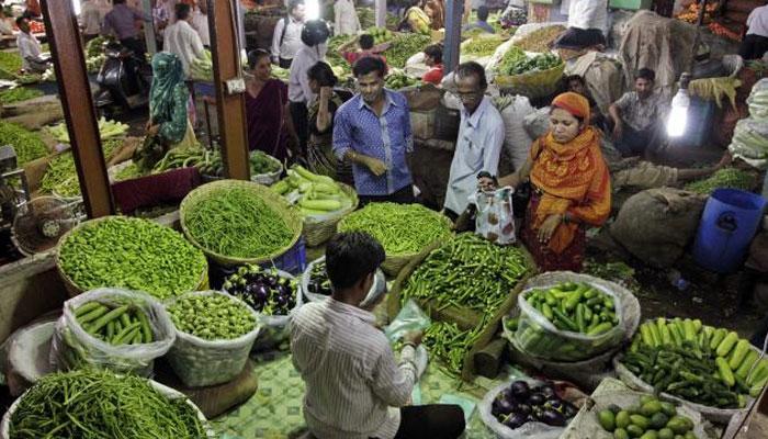 सब्जी, अनाज महंगा, खुदरा महंगाई दर लगातार 5वें माह बढ़कर 5.61% पर