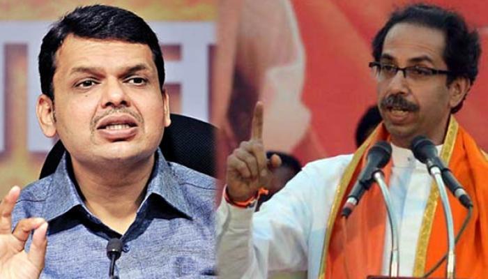 महाराष्ट्र निकाय चुनाव में हार पर शिवसेना ने भाजपा को किया आगाह