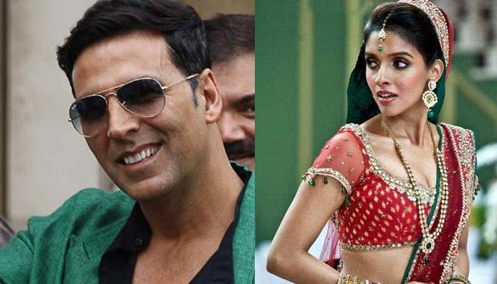 अक्षय कुमार ने शेयर किया अभिनेत्री असिन की शादी का कार्ड