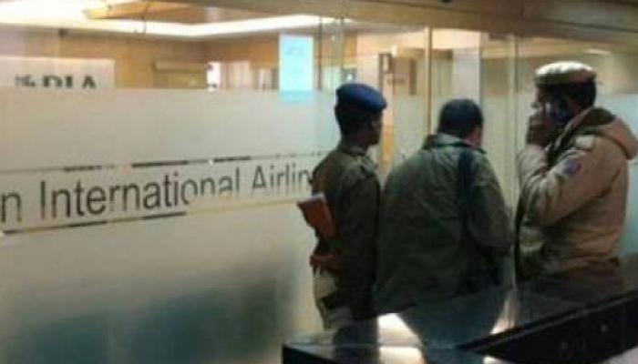 दिल्ली में हिन्दू सेना सदस्यों का पीआईए दफ्तर पर हमला