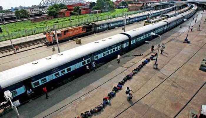 मध्य प्रदेशः बीफ की अफवाह पर मुस्लिम दंपती से ट्रेन में मारपीट, दो लोग गिरफ्तार