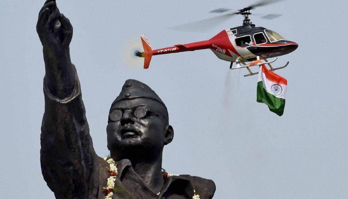 नेताजी सुभाषचंद्र बोस विमान हादसे में जख्मी होने से चल बसे थे: ब्रिटिश वेबसाइट
