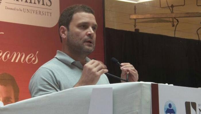 स्टार्टअप और असहिष्णुता साथ-साथ नहीं हो सकते : राहुल गांधी