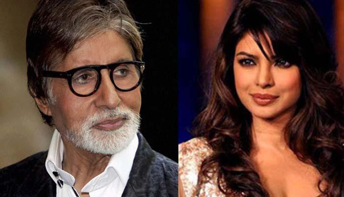 अमिताभ बच्चन और प्रियंका चोपड़ा होंगे 'अतुल्य भारत' के नए ब्रैंड एंबेसडर!