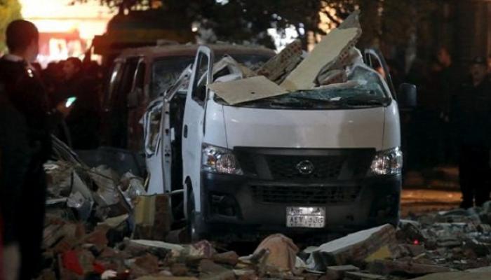 मिस्र के गीजा पिरामिडों के निकट बम विस्फोट, 9 लोगों की मौत